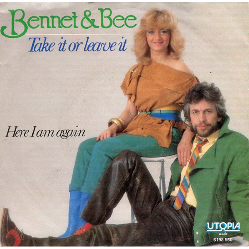 Bennet & Bee - Take It Or Leave It