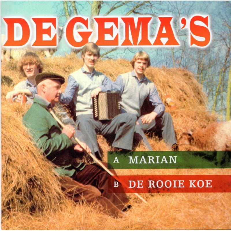 "7"" De Gema's - Marian"