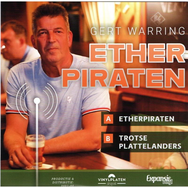 Gert Warring - Etherpiraten