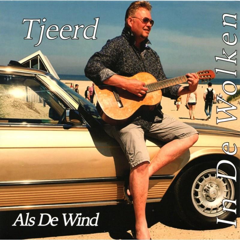 """7"""" Tjeerd - In De Wolken - Gratis Poster"""