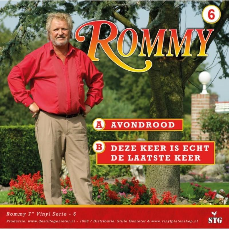 "7"" Rommy – Avondrood - Deel 6"