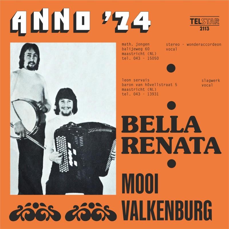 Anno 74 - Bella Renata - Mooi Valkenburg - UITVERK...