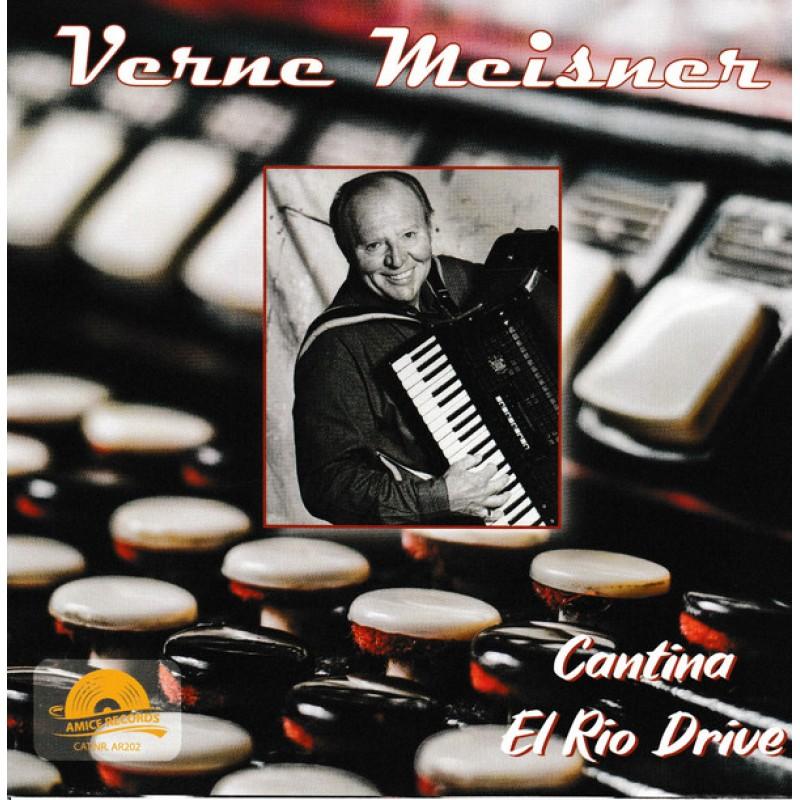 Verne Meisner – Cantina - Geel vinyl