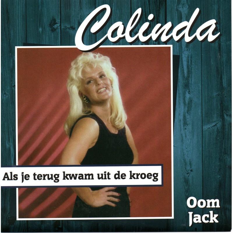 """7"""" Colinda - Als je terug kwam uit de kroeg"""