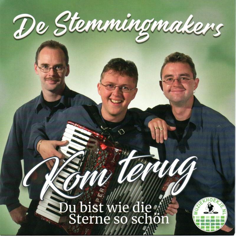 """7"""" De Stemmingmakers - Kom Terug"""